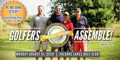 BLESSINGS ABOUND GOLF BENEFIT - 2020 tickets