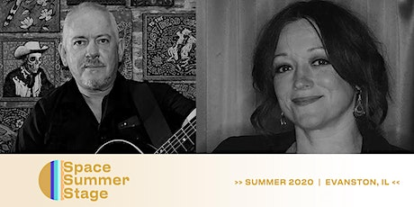 Space Summer Stage presents Jon Langford & Nora O'Connor tickets