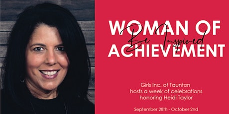 Woman of Achievement Week honoring Heidi Taylor tickets