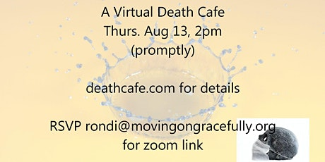 A Virtual Death Cafe, New Hampshire tickets