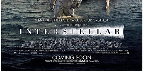 INTERSTELLAR at BDI (Fri-Sun 8/28-30) tickets