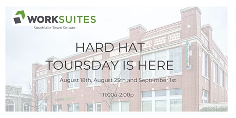 It's TOURSDAY at WorkSuites-Southlake Town Square tickets