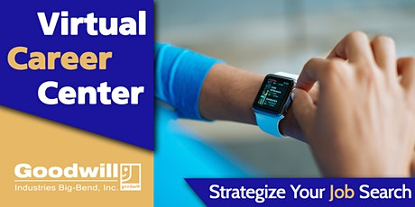 Strategize Your Job Search [Online Workshop] tickets