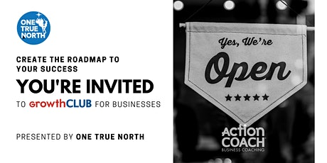 GrowthCLUB for Business Owners tickets