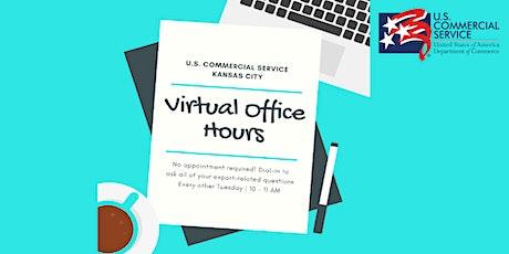 CS Kansas City - Virtual Office Hour tickets