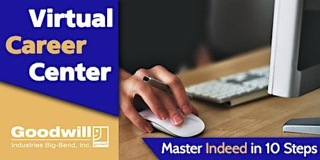 Master Indeed in 10 Steps [Online Workshop] tickets