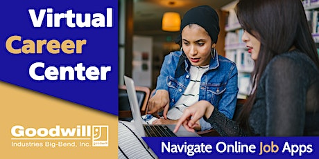 Navigate Online Job Applications [Online Workshop] tickets