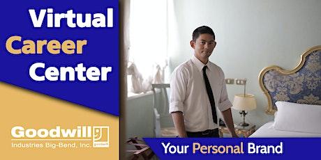 Create Your Personal Brand [Online Workshop] biglietti