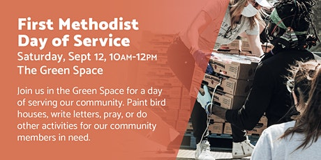 Outdoor Day of Service tickets