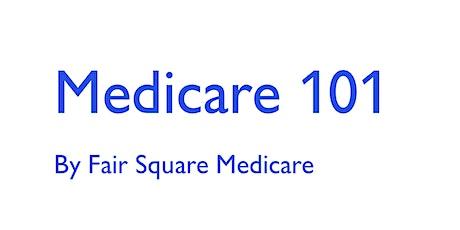 Medicare 101 Webinar tickets