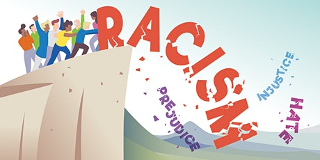 Free Online Event   Is There a Cure for Racism? tickets
