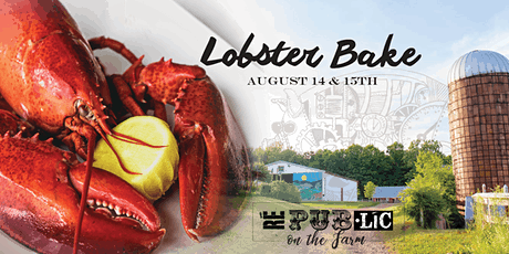 Lobster Bake Farm Dinner tickets
