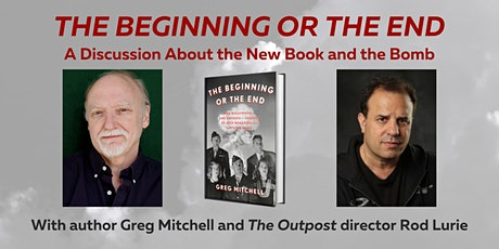 """The Beginning or the End"": A Discussion About the New Book and the Bomb tickets"