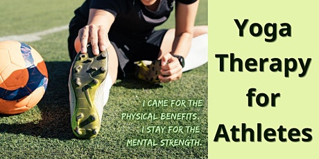 Yoga Therapy for Athletes tickets