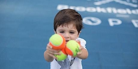 Brookfield Place Tennis: Kids Mini Camp w/ Super Duper Tennis Aug 31-Sept 3 tickets