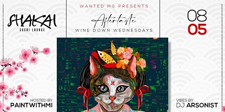 After Taste WineDown Wednesday tickets