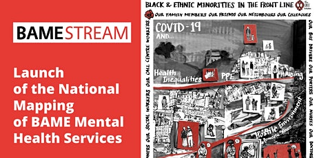Launch of the National Mapping of BAME Mental Health Services tickets