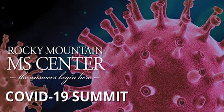MS Center COVID-19 Summit tickets