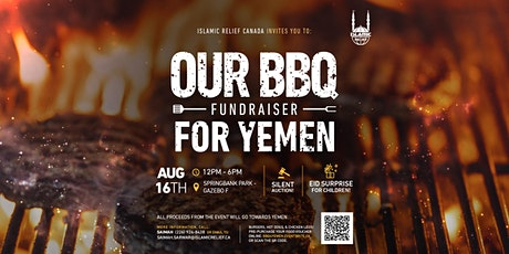 BBQ for Yemen - London tickets