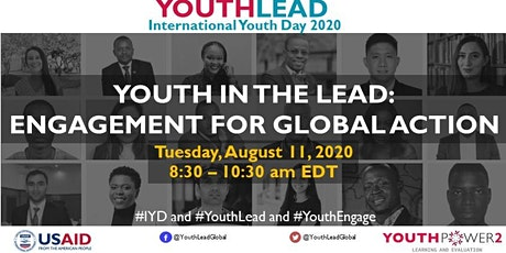 Webinar: Youth in the Lead: Engagement for Global Action tickets