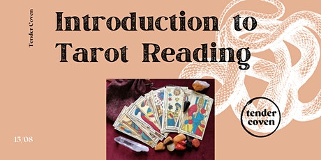 Introduction to Tarot Reading tickets