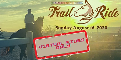 The Rainbow Society Trail Ride 2020 tickets