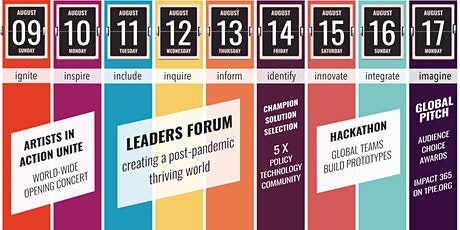 Leaders Forum I 2020 Impact Games tickets