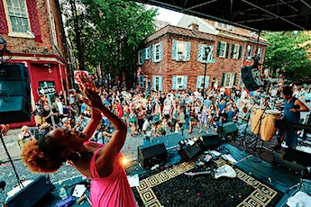 Labor Day Block Party tickets