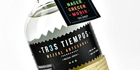 Mezcal Tasting with Tr3s Tiempos tickets