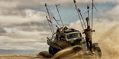 Queens Drive-In: Mad Max: Fury Road tickets