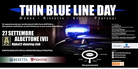 THIN BLUE LINE Day tickets
