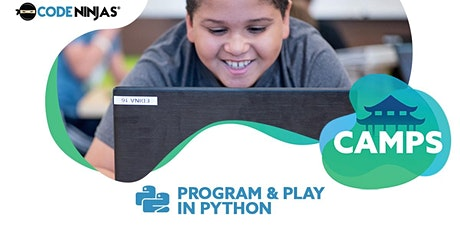 Program & Play in Python with CODE NINJAS STAMFORD CT tickets