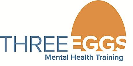 MENTAL HEALTH FIRST AID TRAINING (L3) tickets