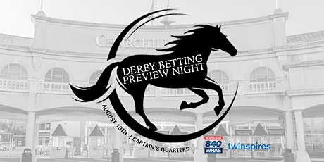 840 WHAS Derby Betting Preview Night 2020 tickets
