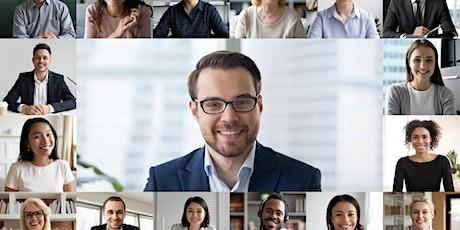 Virtual Speed Networking Edmonton | Business Professionals tickets