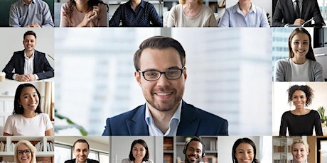 Virtual Speed Networking Edmonton | Event for Business Professionals tickets