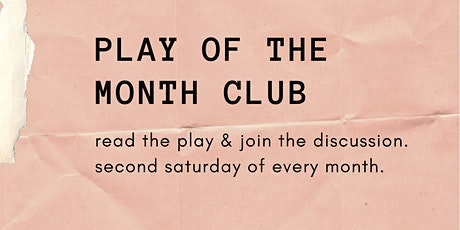 Personal Space Presents: Play of the Month Club - Sweat by Lynn Nottage tickets