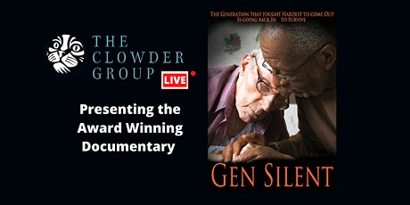 """Documentary and Discussion about Aging while LGBTQ, """"Gen Silent"""" tickets"""