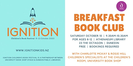 Ignition Kids Festival - Breakfast Book Club tickets