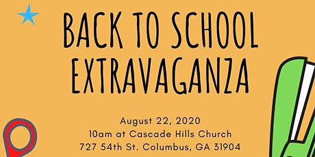 Back to School  Extravaganza tickets