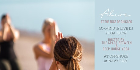 ALIVE - Yoga at The Edge of Chicago tickets