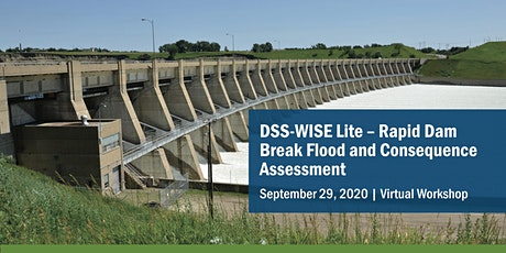 Virtual DSS-WISE Lite - Rapid Dam Break Flood and Consequence Assessment tickets