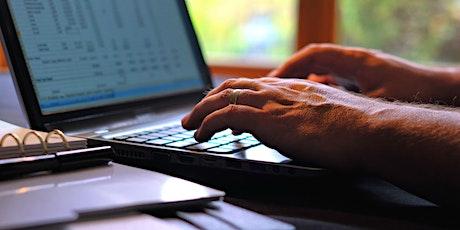 Online Excel Basics Part I tickets