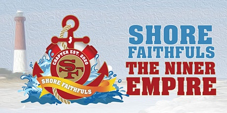 49ers Fans invited to join the Shore Faithful Chapter in Ocean County, NJ tickets