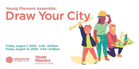 Young Planners Assemble: Draw Your City tickets