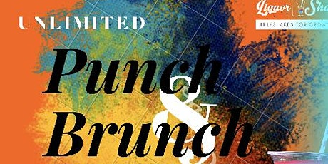 Liquor Shakes presents the Rum Punch 3 course Brunch tickets