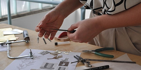 Jewellery Workshops - Design and make your own pendant Tickets