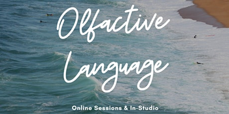 Olfactive Language with Willis Chen biglietti