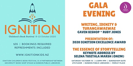 Ignition Gala Event with Gavin Bishop, Ruby Jones, & Selina Tusitala Marsh tickets