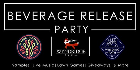Beverage Release Party tickets